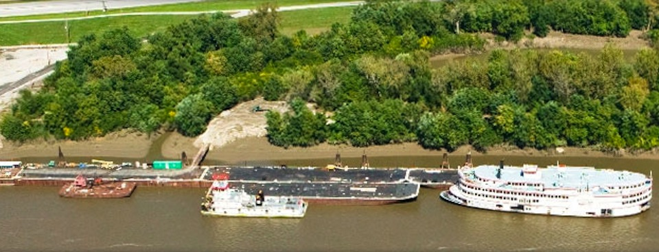 Topside Vessel and Barge Repair